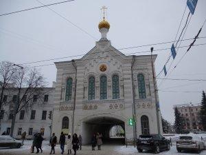 Ярославль. Власьевская (знаменская) башня