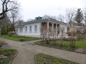 Кисловодск. Музей-усадьба художника Ярошенко