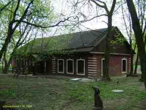 Кузница. Усадьба Узкое (Москва)