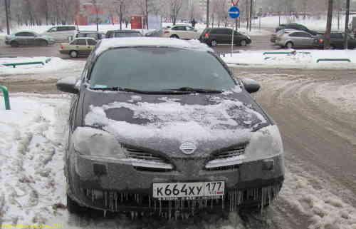 Автомобиль не роскошь, а средство передвижения