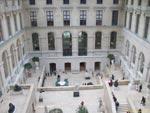 Зал античной скульптуры. Лувр (Париж)