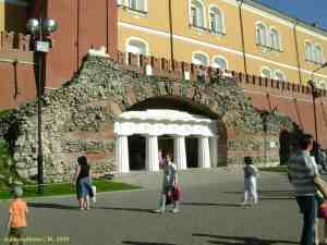 Грот «Руины». Александровский сад (Москва)