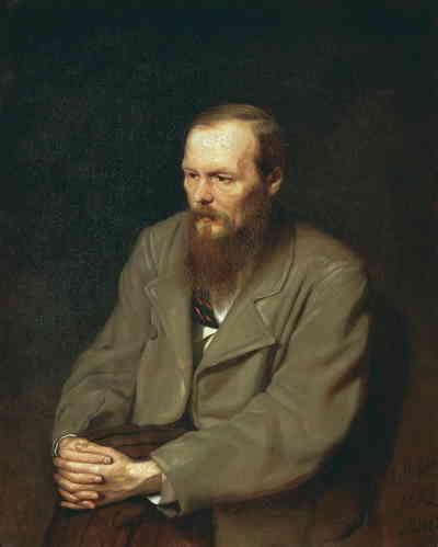 Василий Перов. Портрет писателя Федора Михайловича Достоевского. 1872, ГТГ
