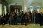«Крах банка», Маковский В.Е., (1881), ГТГ