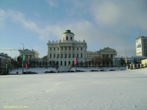 Москва. Дом Пашкова