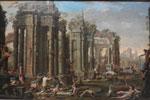 Вакханалия. Алессандро Маньяско (1667-1749)