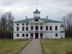 Ярославль. Карабиха. Главный дом