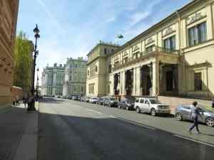 Миллионная улица (Санкт-Петербург)