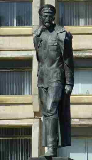 Памятник Дзержинскому на Шпалерной улице (Санкт-Петербург)
