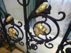 Парадная лестница. Тверская областная картинная галерея (Тверь)