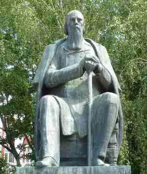 Памятник Салтыкову-Щедрину (Тверь)