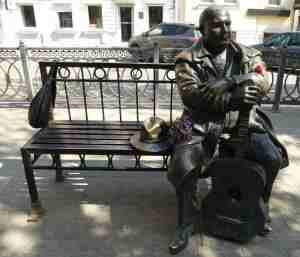 Памятник Михаилу Кругу (Тверь)