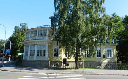 Мемориальный Музей-дача А.С. Пушкина