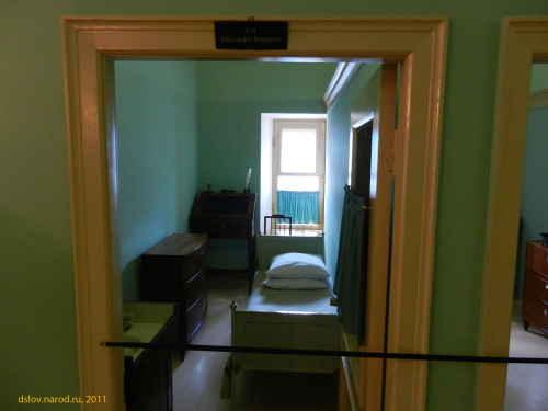 Комната Пушкина