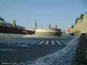 Москва. Лобное место (Москва)