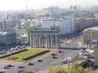 Санкт-Петербург. Московские Триумфальные ворота