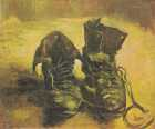 Башмаки. Винсент Ван Гог, 1886 г., Париж
