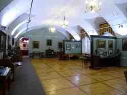 Зал, посвященный Толстому Л.Н. (Санкт-Петербург)