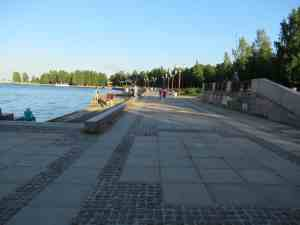 Онежская набережная (Петрозаводск)