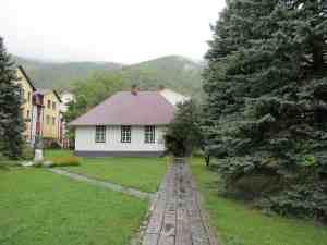 Дом-музей А. Х. Таммсааре. ГТЦ Газпром (Эстосадок)