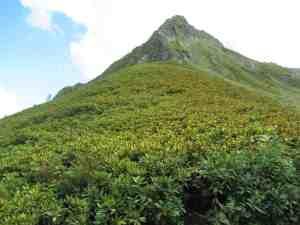 Вершина Чёрная пирамида (Эстосадок)