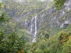 Водопад Поликаря (Эстосадок)