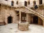 Внутренний двор замка Иф (Марсель)