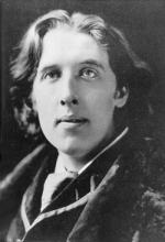 Оскар Уайльд, фото 1882 г.