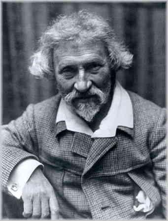 Репин Илья Ефимович, фото 1900-х г.