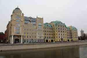 Якиманская набережная дом 2 (Москва)