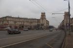 Площадь Гагарина, дома 30, 37 (2014 г.)