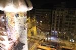 Барселона. Дом Бальо. Вид с крыши