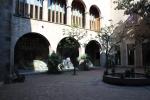 Барселона. Старый город. Museu Frederic Mares