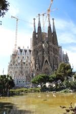 Барселона. Саграда Фамилия, Sagrada Familia