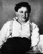 Ярослав Гашек, фото 1922 г.