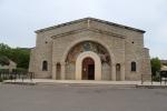 Les Salles sur Verdon. Церковь