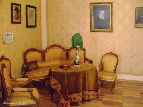 Дом-музей Чехова. Личные вещи семьи Чеховых