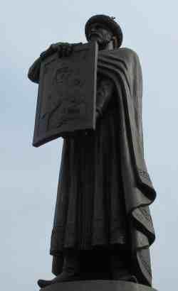 Памятник Великому князю Владимиру II Всеволодовичу Мономаху (Смоленск)