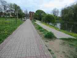 Набережная реки Вязьма (Вязьма)