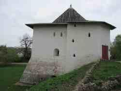 Спасская башня (Вязьма)