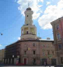 Пожарная каланча на Садовой улице (Санкт-Петербург)