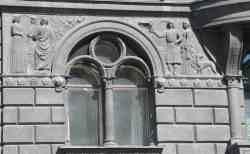 Декор здания. Доходный дом Р. Г. Веге (Санкт-Петербург)