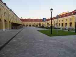 Внутренний двор. Никольский рынок (Санкт-Петербург)