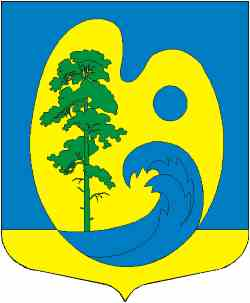 Герб муниципального образования поселок Репино