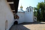 Печоры. Псково-Печерский Свято-Успенский мужской монастырь. Никольский храм