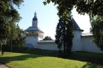 Печоры. Псково-Печерский Свято-Успенский мужской монастырь. Петровская и Тюремная башни