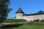 Печоры. Псково-Печерский Свято-Успенский мужской монастырь. Изборская башня