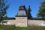 Печоры. Псково-Печерский Свято-Успенский мужской монастырь. Благовещенская башня