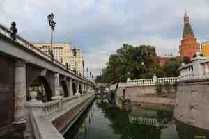 Фонтан. Александровский сад (Москва)