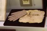 Дом-музей А. И. Герцена. Мемориальная перчаточка